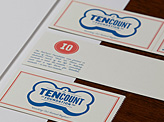 Tencount business card