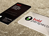 Bold Perspective Business Card