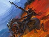 Hell's Horseman