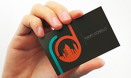 Rampi Ddonello Business Card