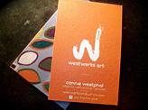 WestWerks Art business card
