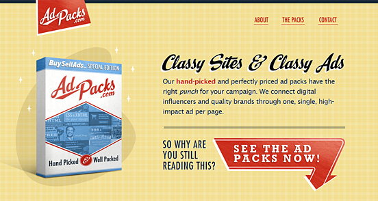 Ad Packs
