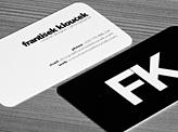 Frantisek Kloucek Business Card