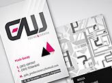 Galu Fiestas Business Card