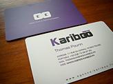 Kariboo Business Card