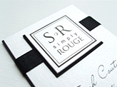 Simply Rouge Businesscard