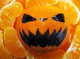 Tangerine Halloween