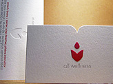 All Wellness business card