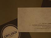 Circlebox Creative Business Card