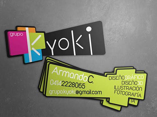 Kyoki business Card