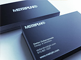 MSTRPLN Business Card