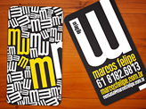 Marcos Felipe Business Card