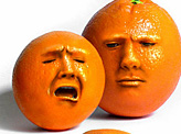 Mourning Oranges