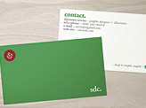 SDC Business Card