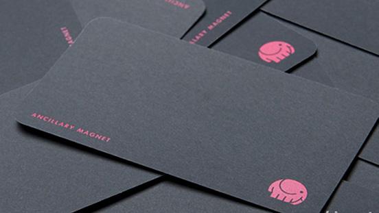 Ancillary Magnet business card