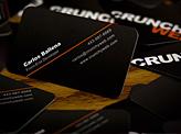 CrunchyWeb Business Card