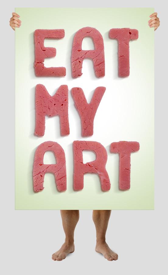 Eat My art