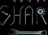 Handmade lettering with tools