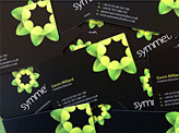 Symmetry Business Card