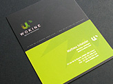 Wokine business card
