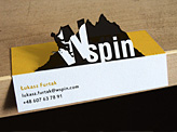 Wspin Business Card