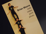 Brian Moore Business Card