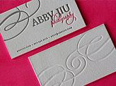 Abby jiu business card