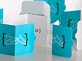 Designteka business card