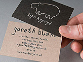 Gareth Blane Business Card