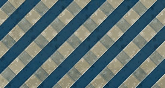 Grunge Blue Stripe