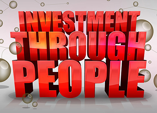 Investment Through People