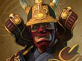 Lotus Samurai Worrier