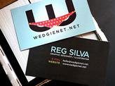 Wedgienet.net Business Card