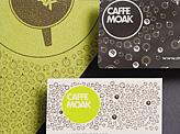 Caffe Moak Business Card