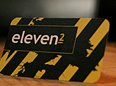 Eleven2 Business Card