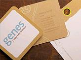 Genes Business Card
