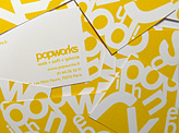 Popworks Business Card