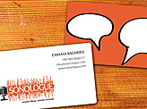 Sonologue Business Card