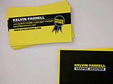 Kelvin Farrel Business Card