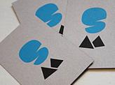 Kraftliner Business Cards