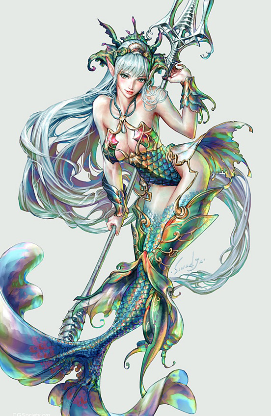 Perfectworld Online 2 Mermaid