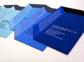 Personality Studies Business Card