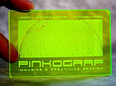 Pinkograf Business Card