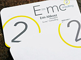 Erin Mikosz Business Card