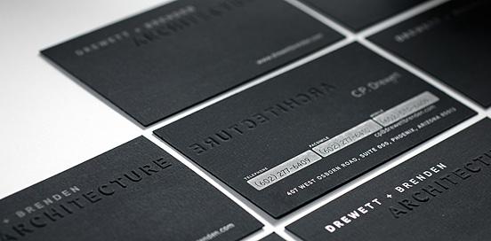 Drewett Brenden Business Card