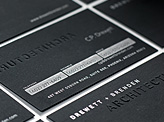 Drewett Brenden Business Card