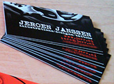 Jeroenica Business cards