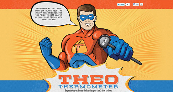 Theo Thermometer