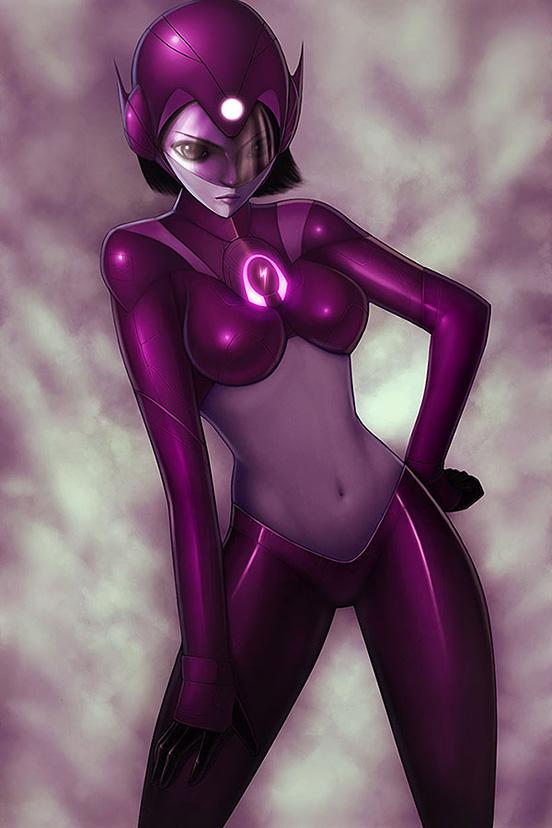 Flash Girl