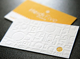 Heidi Five Biz Card